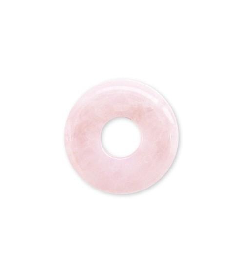 Donut en Quartz Rose