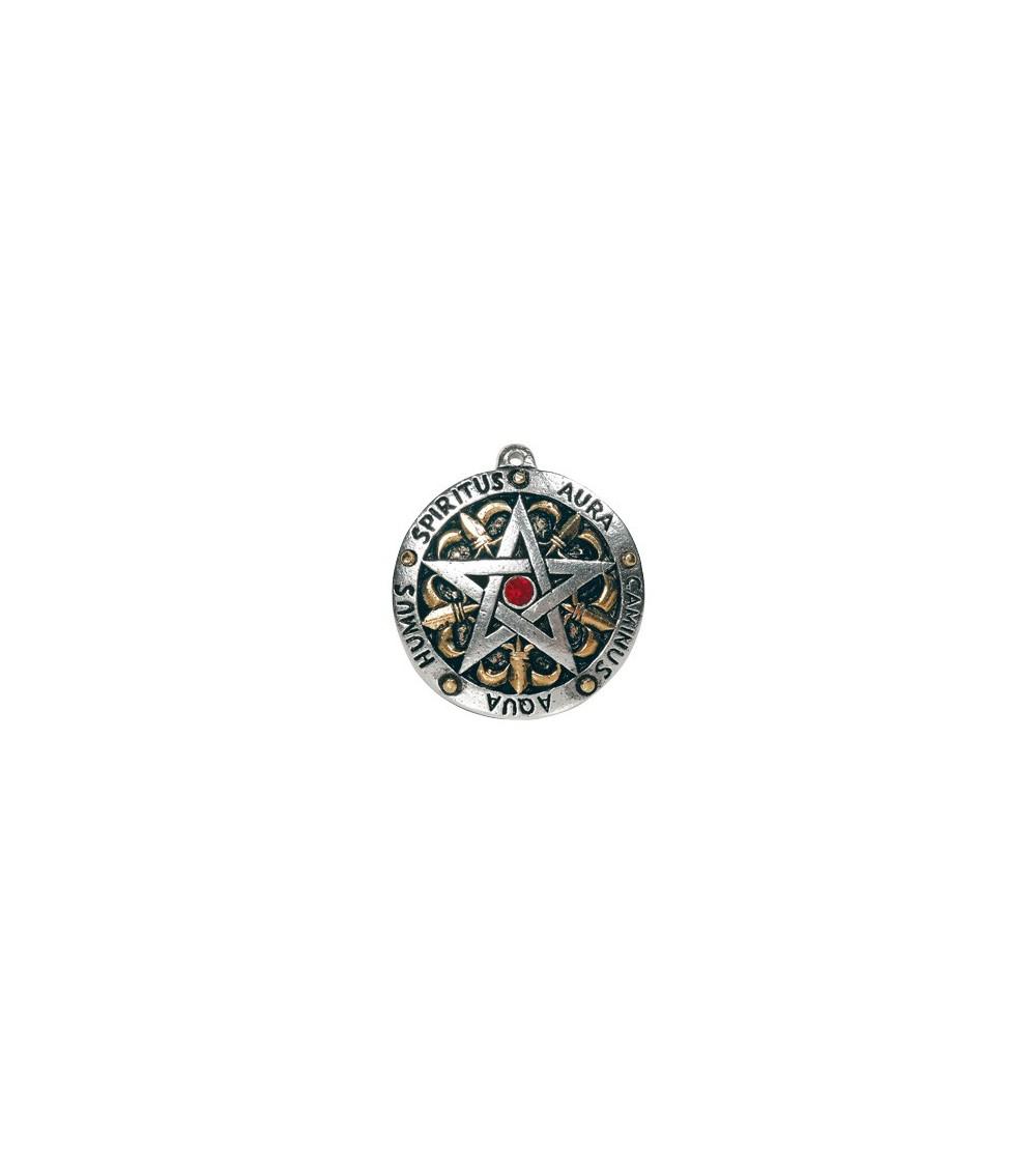 Pentacle heraldique
