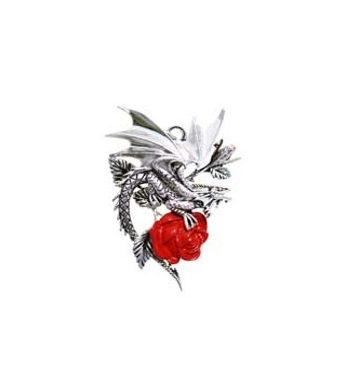 Pendentif Draca Rosa
