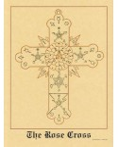 Poster Rose Croix