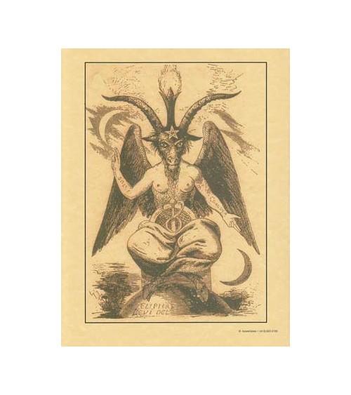 Poster de Baphomet