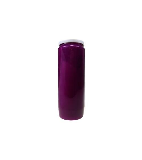 Bougie Sanctuaire Violette