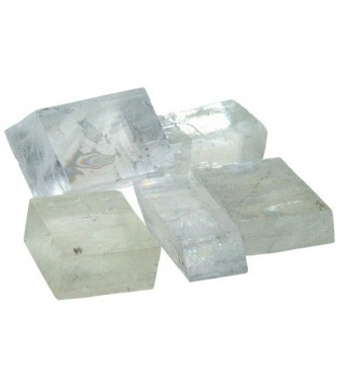Calcite Optique Blanche