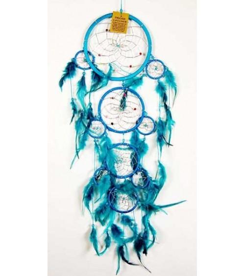 Grand Attrape rêves Turquoise