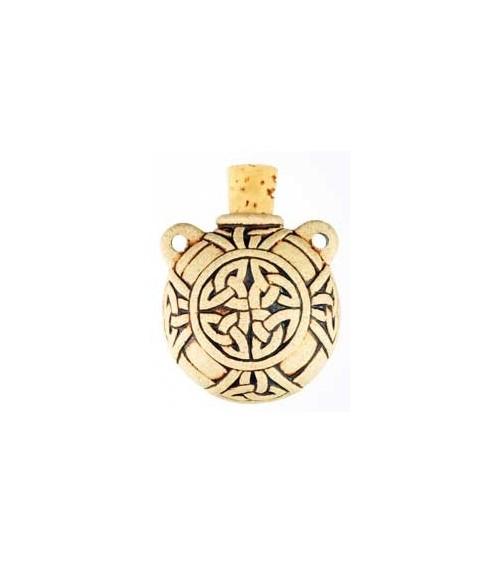 Pendentif Gourde Celtique