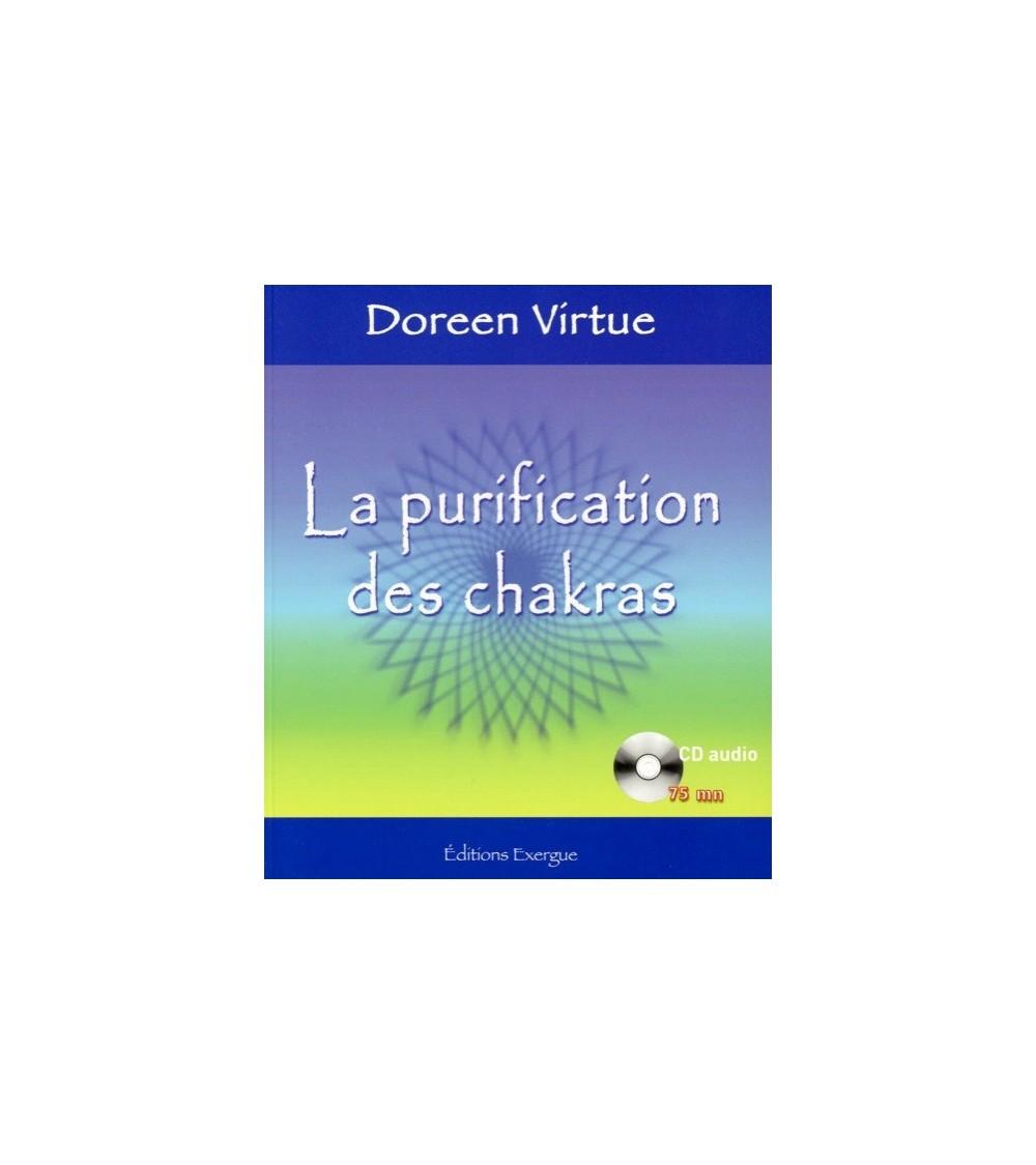 Purification des chakras - Livre + CD