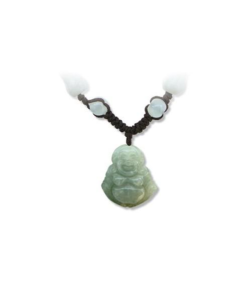 Bouddha Rieur en Jade