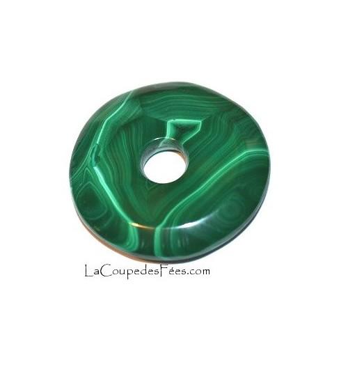Donut en Malachite