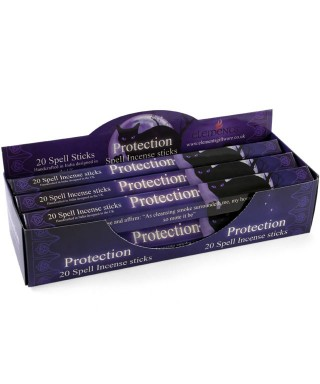 Protection encens Lisa Parker