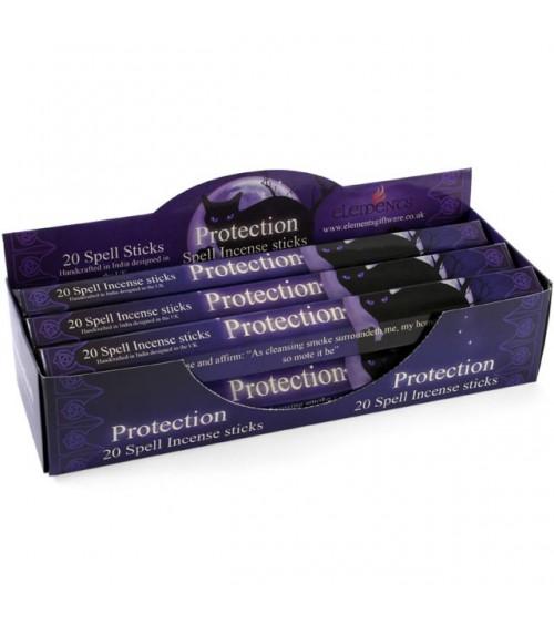 Protection encens Lisa Parker