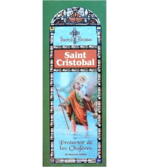 Encens Saint Christophe (batons)