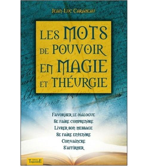 Les mots de pouvoir en magie et théurgie