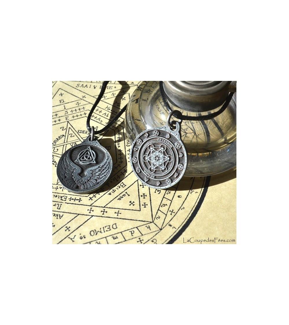 Médaille Archange Métatron