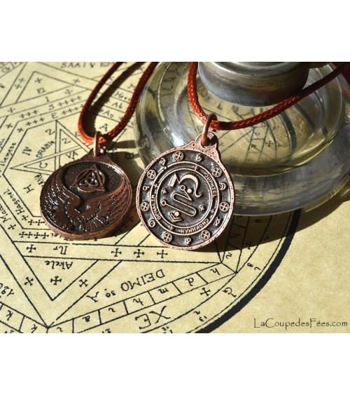 Médaille Archange Jophiel