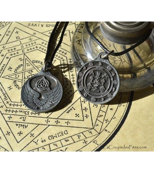 Médaille Archange Uriel