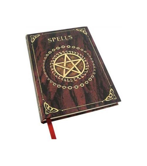 Livre des Ombres Pentagramme