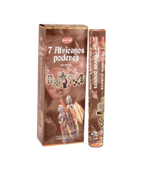 Encens 7 Pouvoirs (bâtons)