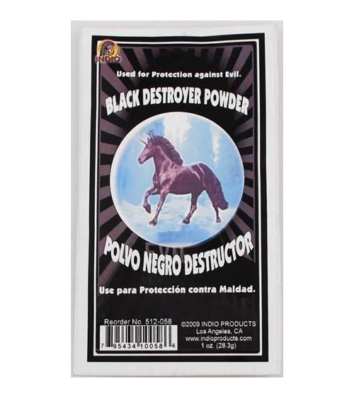 Poudre Black Destroyer