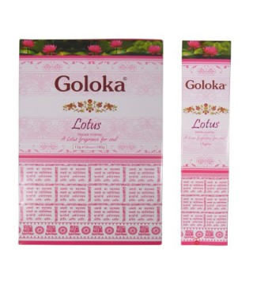 Goloka Lotus