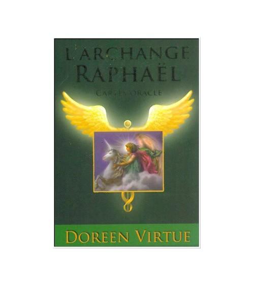 Archange Raphaël - Coffret 44 Cartes Oracle