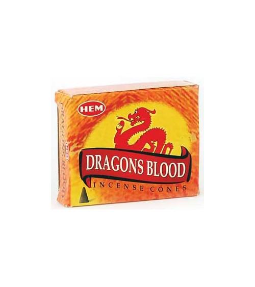 Cônes Sang Dragon