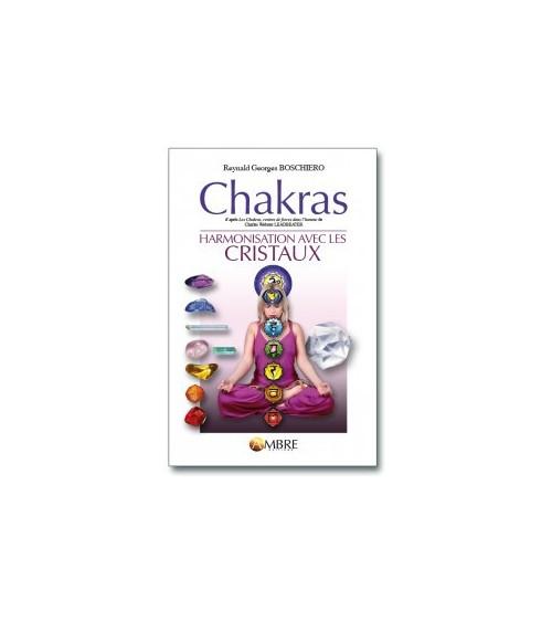 Chakras Harmonisation avec les Cristaux