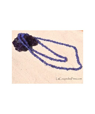 Collier Baroque en Tanzanite GM