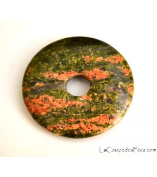 Donut en Unakite