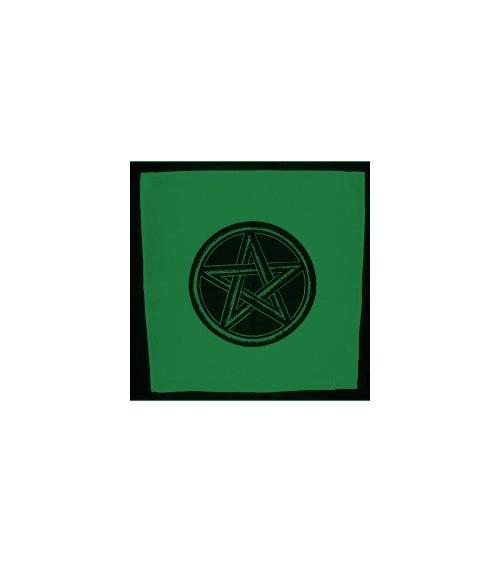 Nappe Pentagramme Verte