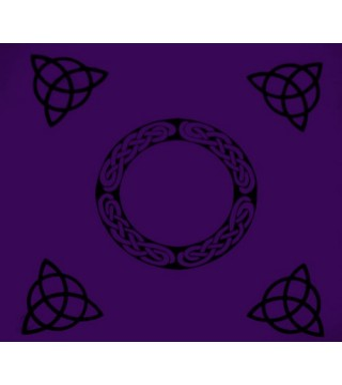 Nappe Triquetra Violette
