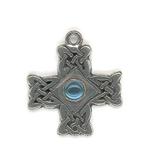 Pendentif Croix Druidique