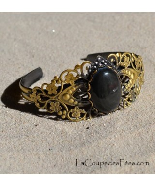 Bracelet Antique Oeil Céleste