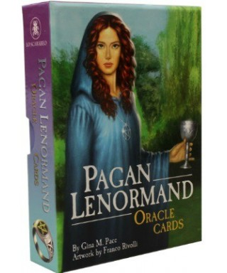 Oracle Païen Lenormand - Coffret