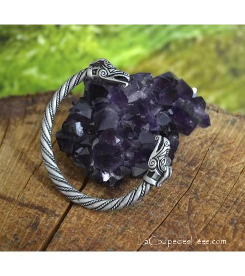 Bracelet Tête de Dragon
