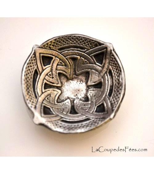 Porte encens Fleurs Celtique