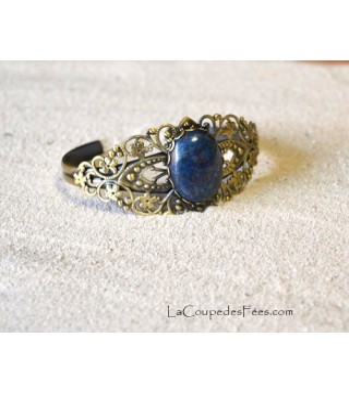 Bracelet Antique Lapis Lazuli