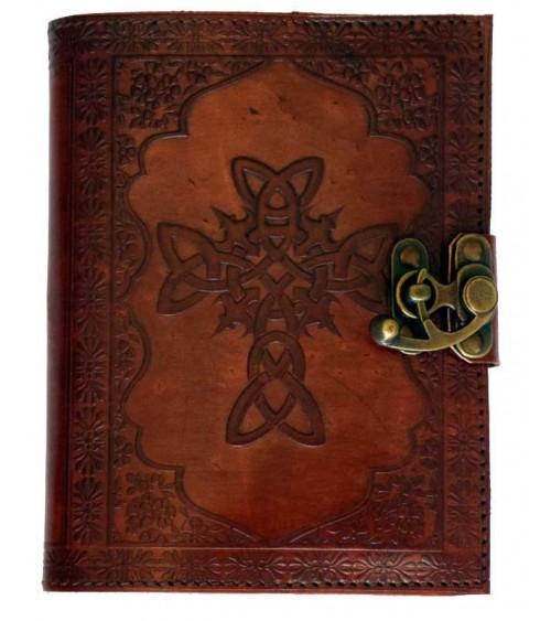 Grimoire Croix entrelacs Celtique