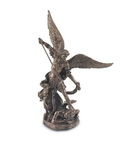 Statuette Archange Mickaël