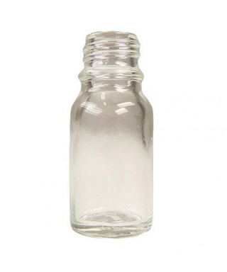 Flacon Verre Blanc de 10 ml