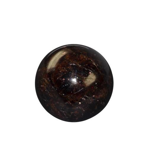 Sphère en Grenat