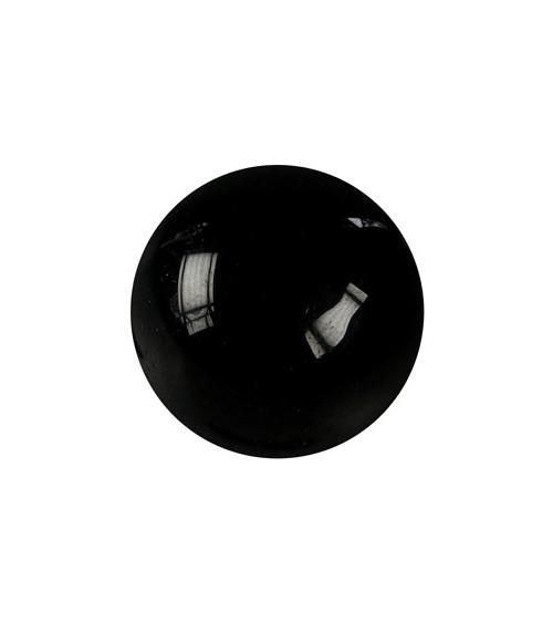 Sphère en Tourmaline Noire