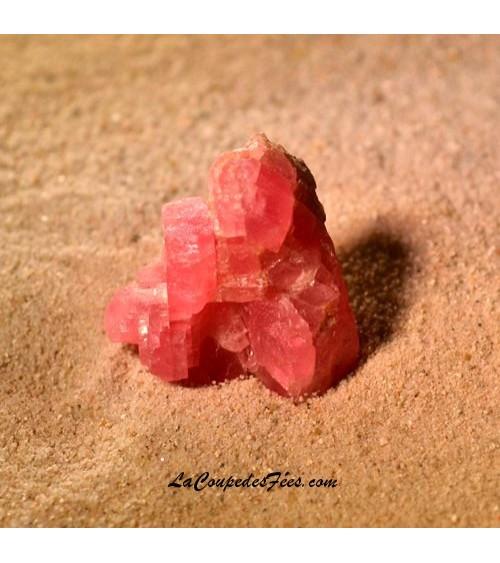 Rhodocrosite Cristal Gemme