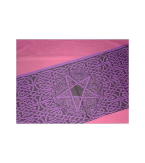 Nappe Celtique Pentagramme