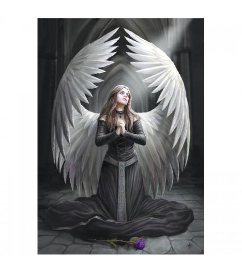 Carte Prayer for the fallen