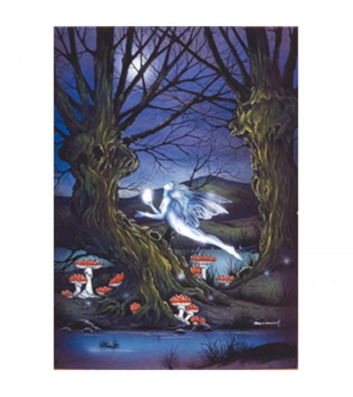 Carte Elfe Magique