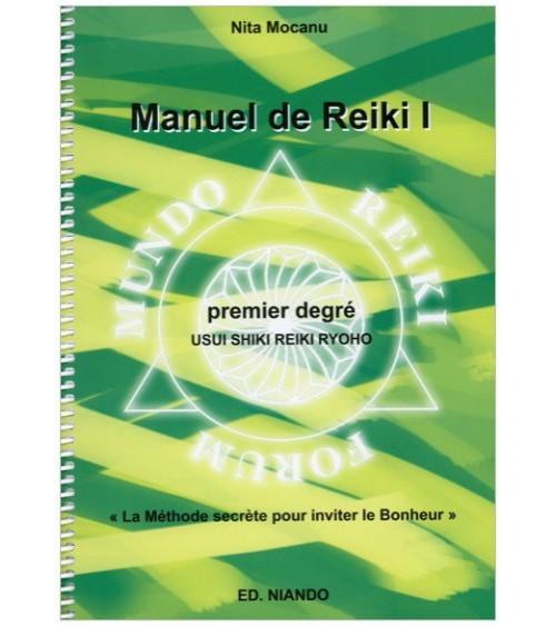 Protocole de soins Reïki - 1er degré