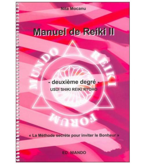 Protocole de soins Reïki - 2ème degré