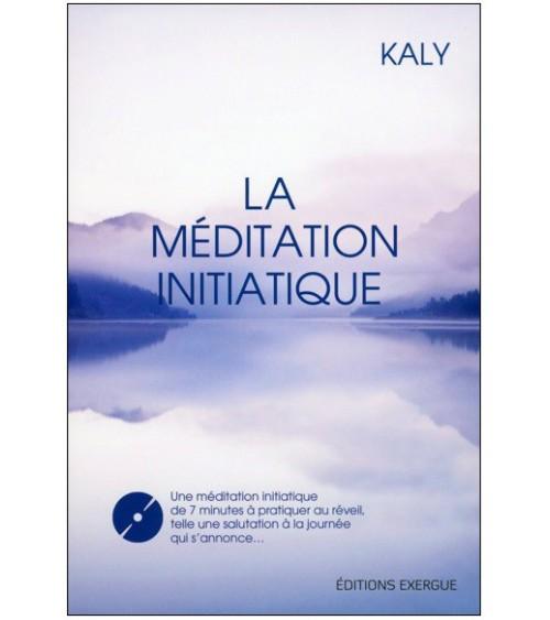 La méditation initiatique - Livre + DVD