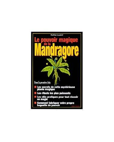 Pouvoirs Magiques de la Mandragore