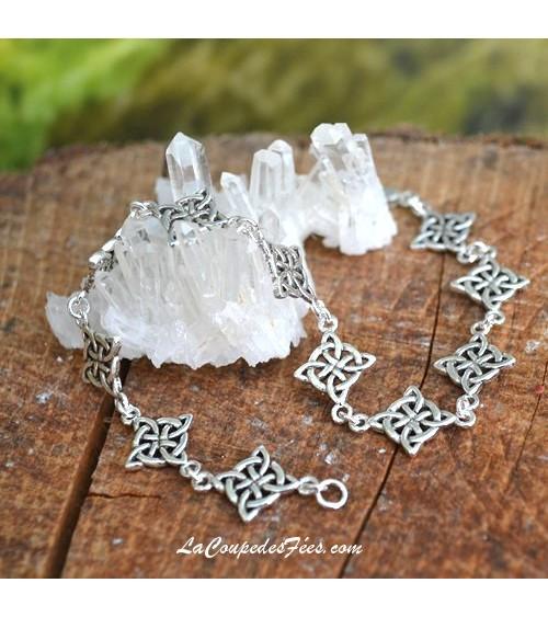 Bracelet Fleurs Celtiques